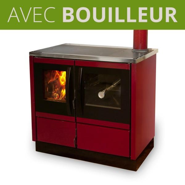 Poele A Bois Cuisiniere Bouilleur u2013 Imahoe com # Poele À Bois Cuisinière