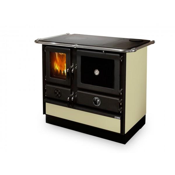 Cuisini re bouilleur thermo magnum chaleur bois - Cuisiniere a bois avec bouilleur ...