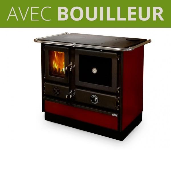 Cuisini re bouilleur thermo magnum for Chauffage central au bois