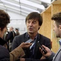 La neutralité carbone d'ici 2050 pour Nicolas Hulot
