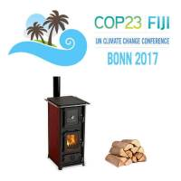 COP23 : le chauffage au bois est une énergie responsable