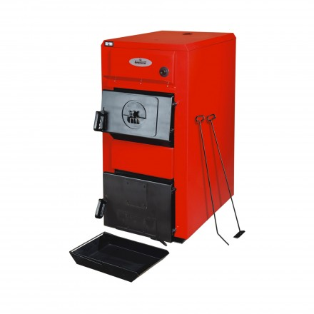 Chaudière à bois 30 kW Solid