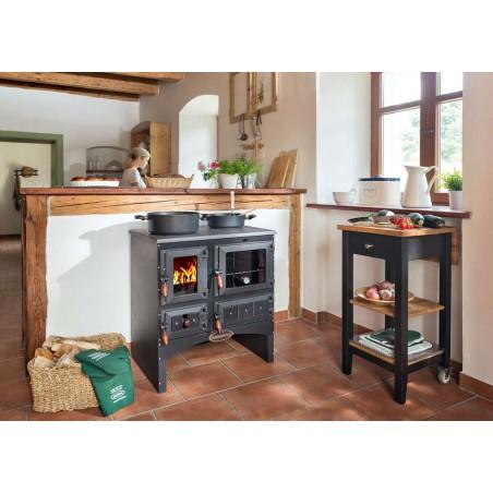 Cuisinière à bois Moravia 9170