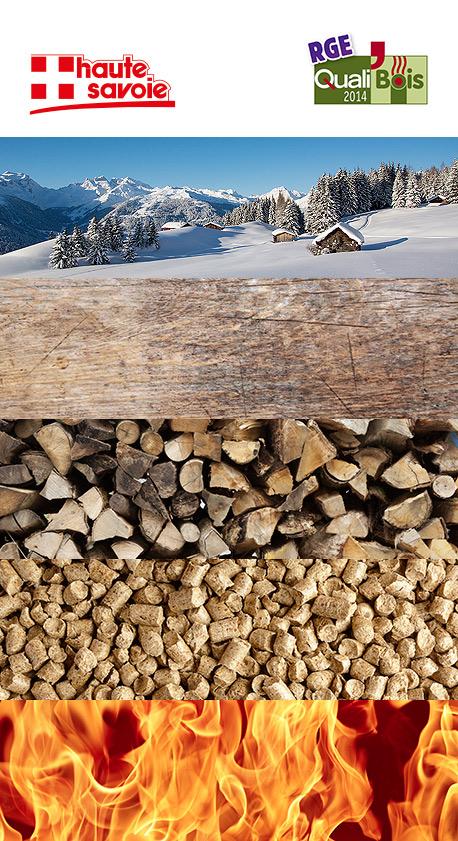 Chauffage au bois